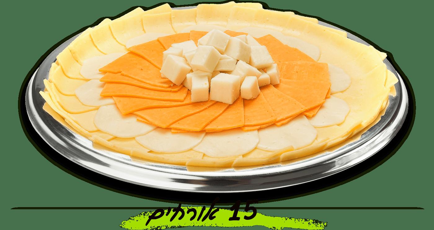 מגש פינוקי גבינות – ענק