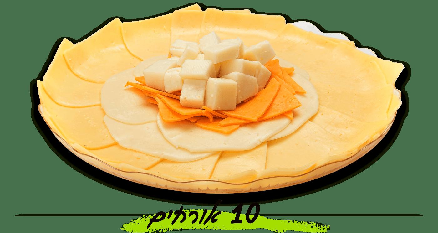 מגש פינוקי גבינות